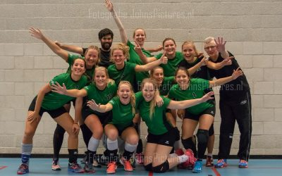 The Green Army wint wederom!