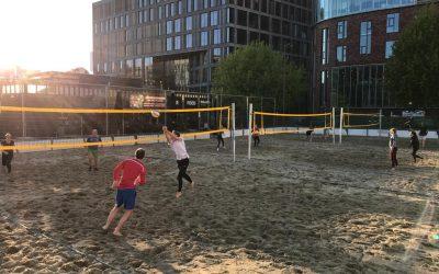 Beach season 2021