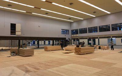 Verbouwing Sportcentrum De Pijp